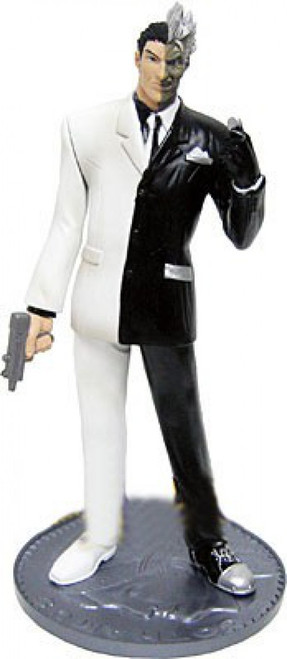Batman Kia Asamiya Collector Series Two-Face Action Figure