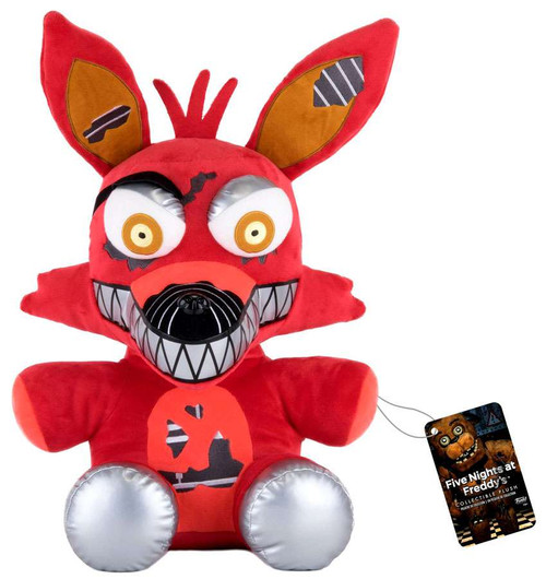 Funko Five Nights at Freddy's Nightmare Foxy Exclusive 16-Inch Plush