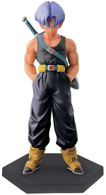 Dragon Ball Z Chozousyu DXF Original Version Trunks PVC Figure