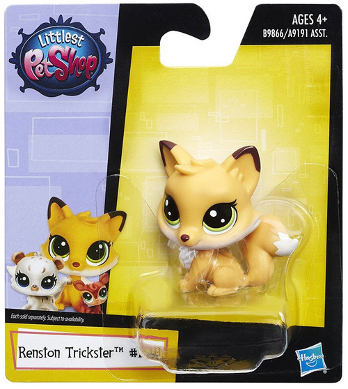 Littlest Pet Shop Renston Trickster #108