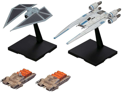 Star Wars U-Wing & TIE Striker Model Kit