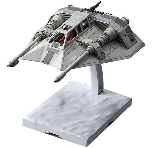 Star Wars Snow Speeder Model Kit