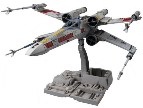 Star Wars Luke's X-Wing Model Kit