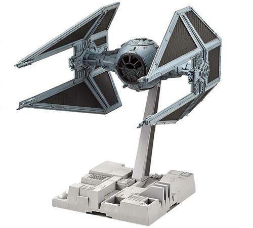 Star Wars TIE Interceptor Model Kit