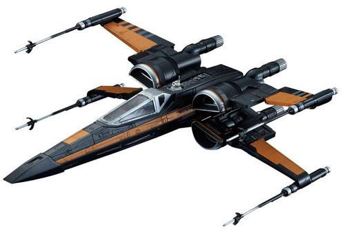 Star Wars Poe's X-Wing Model Kit
