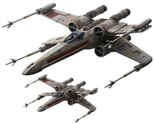 Star Wars X-Wing Red Squadron Model Kit