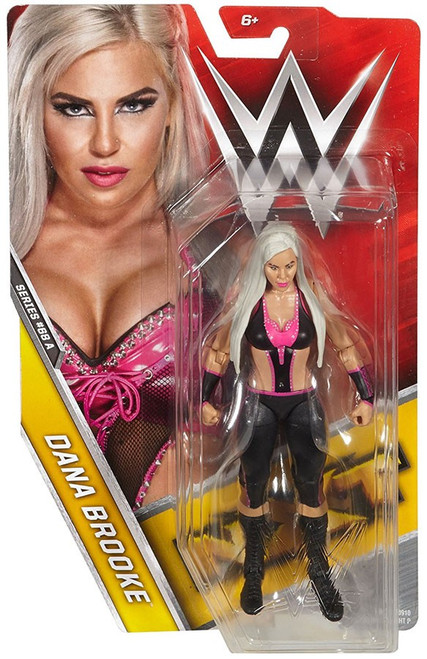 WWE Wrestling Series 68 Dana Brooke Action Figure