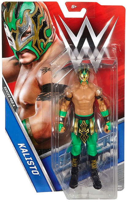 WWE Wrestling Series 68 Kalisto Action Figure