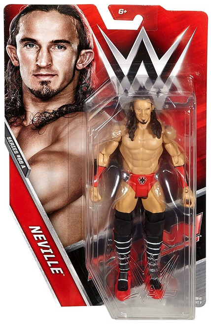 WWE Wrestling Series 68 Neville Action Figure