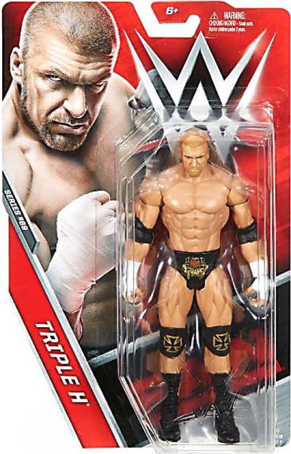 WWE Wrestling Series 69 Triple H Action Figure