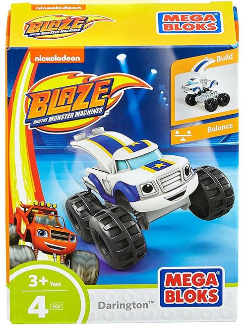 Mega Bloks Blaze & the Monster Machines Darington Set DXF22