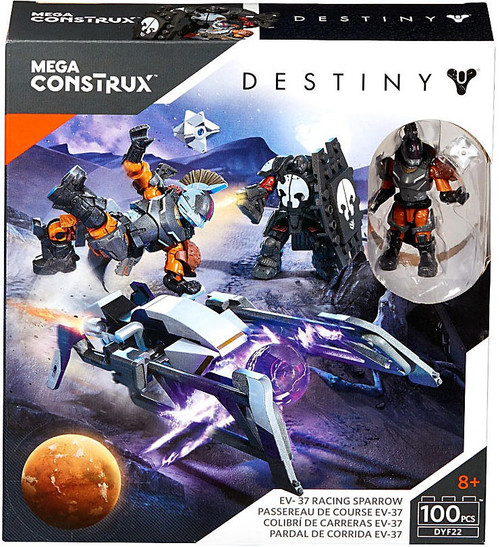 Destiny EV-37 Racing Sparrow Set