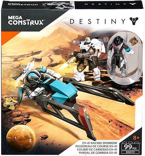 Destiny EV-41 Racing Sparrow Set