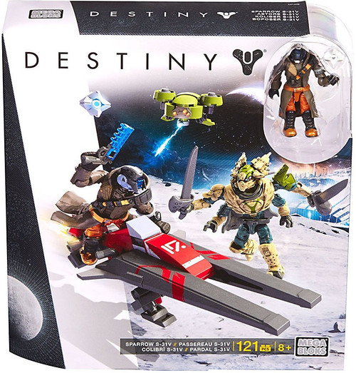 Destiny Sparrow S-31V Set