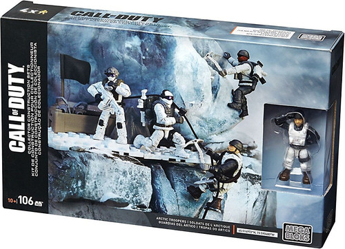 Call of Duty Arctic Troopers Set