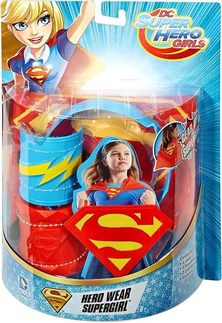 DC Super Hero Girls Hero Wear Supergirl Roleplay Toy