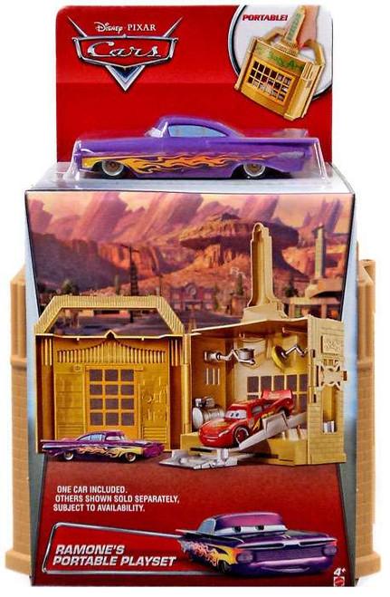 Disney / Pixar Cars Ramone's Portable Playset
