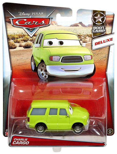 Disney / Pixar Cars Cars Boot Camp Charlie Cargo Deluxe Diecast Car #2/2