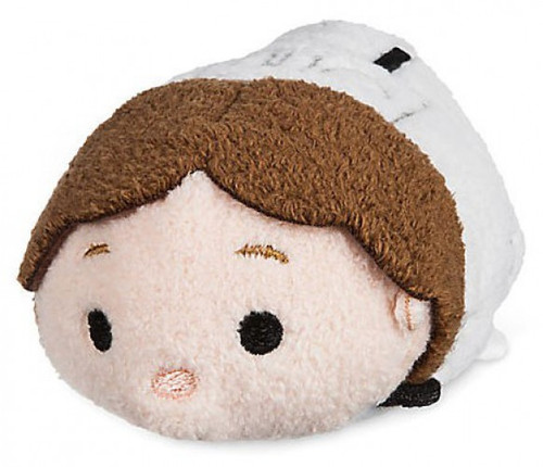 Disney Tsum Tsum Star Wars Storm Trooper Han Solo 3.5-Inch Mini Plush