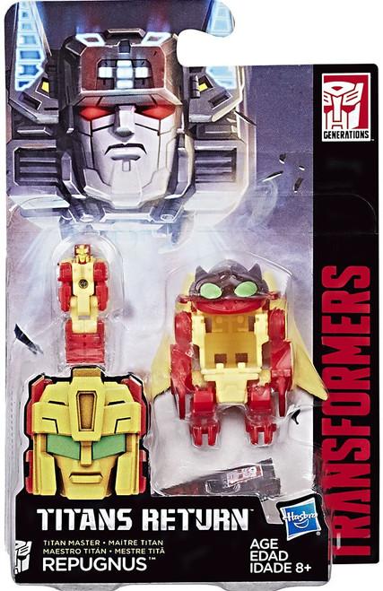 Transformers Generations Titans Return Repugnus Master Action Figure