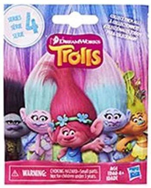 Trolls Series 4 Mystery Pack