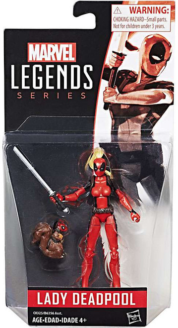 Marvel Legends 2017 Series 1 Lady Deadpool Action Figure
