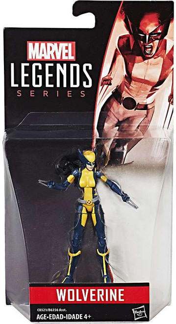 Marvel Legends 2017 Series 1 Wolverine Action Figure