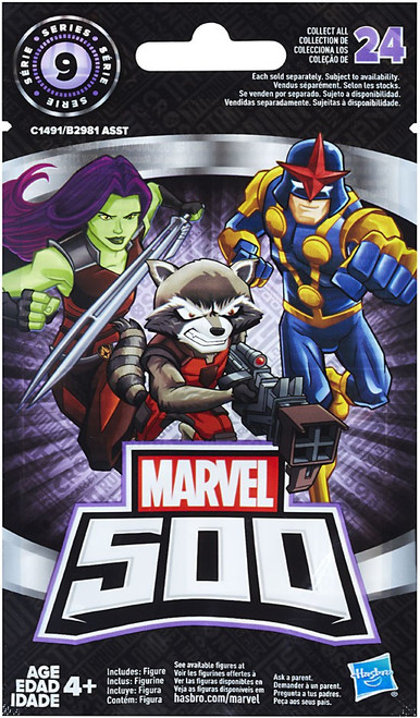Marvel 500 Micro Series 9 Mystery Pack [1 RANDOM Figure]