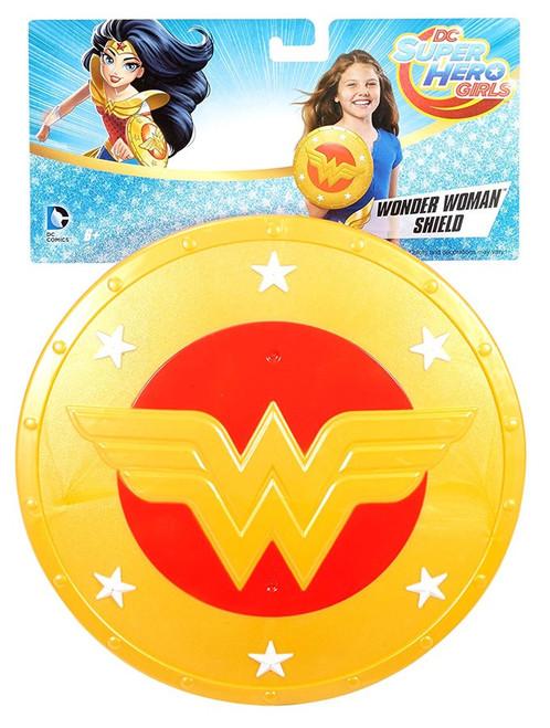 DC Super Hero Girls Wonder Woman Shield Roleplay Toy