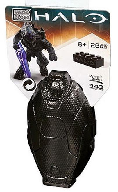 Mega Bloks Halo Series 4 Metallic Elite Drop Pod Set DPP69 [Black]