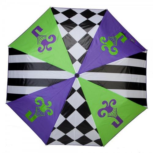 DC Joker Panel Umbrella Apparel