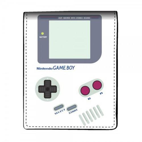 Nintendo Game Boy Bi-Fold Wallet Apparel