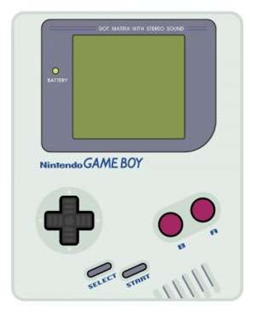 Nintendo Game Boy Fleece Throw Apparel