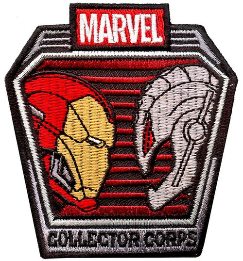 Funko Marvel Collector Corps Iron Man & Ultron Exclusive Patch [Superhero Showdown]