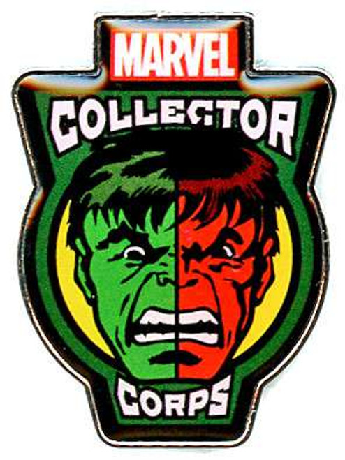 Funko Marvel Collector Corps Green Hulk / Red Hulk Exclusive Pin [Superhero Showdown]