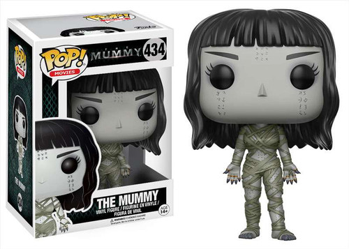 Funko The Mummy 2017 POP! Movies The Mummy Vinyl Figure #434