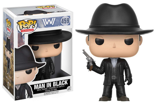 Funko Westworld POP! TV Man in Black Vinyl Figure #459