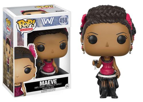 Funko Westworld POP! TV Maeve Vinyl Figure #458