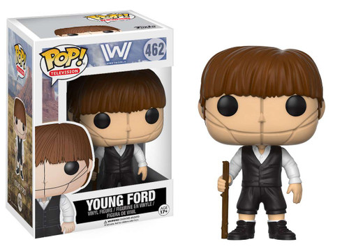Funko Westworld POP! TV Young Ford Vinyl Figure #458 [458]