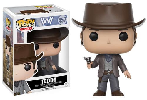 Funko Westworld POP! TV Teddy Vinyl Figure #457