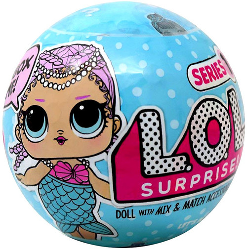 LOL Surprise Series 1 Mermaids Big Sister Mystery Pack