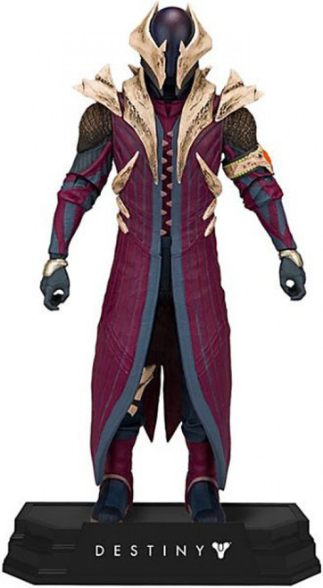 McFarlane Toys Destiny Kings Fall Warlock Action Figure [Red Coat]