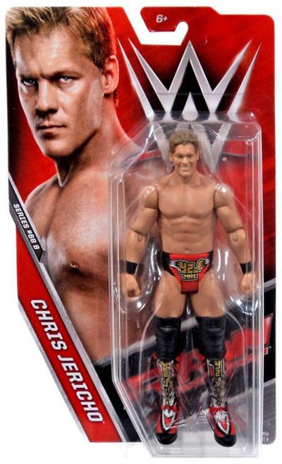 WWE Wrestling Series 68 Chris Jericho Action Figure