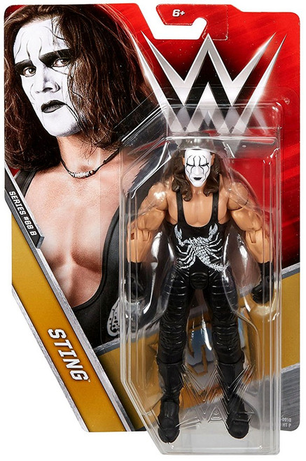 WWE Wrestling Series 68 Sting Action Figure