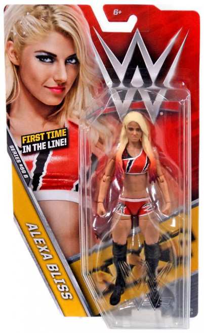 WWE Wrestling Series 68 Alexa Bliss Action Figure