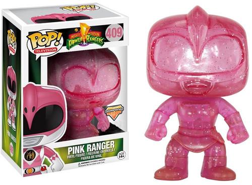 Funko Power Rangers POP! TV Pink Ranger Exclusive Vinyl Figure #409 [Morphing]
