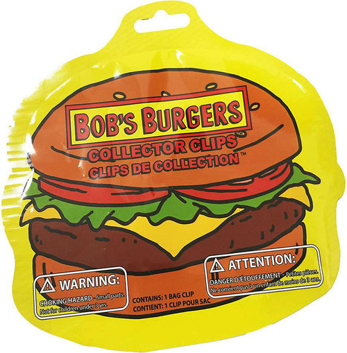Clip On Hanger Bob's Burgers Mystery Pack