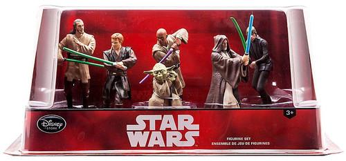 Disney Star Wars Jedi Exclusive Figurine Playset