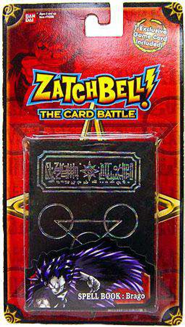 Zatch Bell The Card Battle Brago's Black Spell Book Set [Rainbow Inlay, Loose]