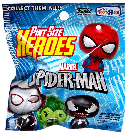 Funko Marvel Pint Size Heroes Spider-Man Exclusive Mystery Pack [Exclusive]